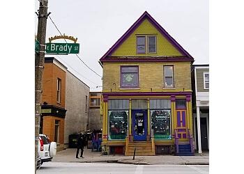 Milwaukee cafe Rochambo Coffee & Tea House