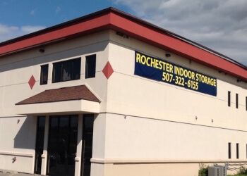 Rochester storage unit Rochester Indoor Storage