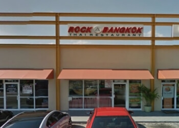 Miami thai restaurant Rock A Bangkok