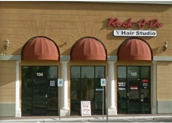 North Las Vegas hair salon Rock-A-Do Hair Studio