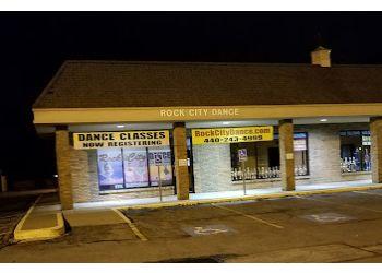 Cleveland dance school Rock City Dance