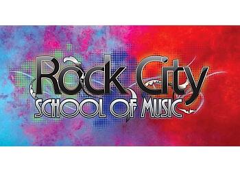 Little Rock music school Rock City School of Music