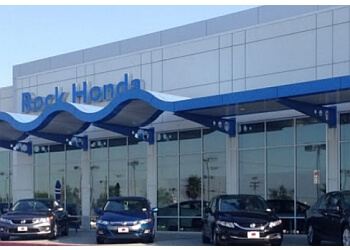 Fontana car dealership Rock Honda
