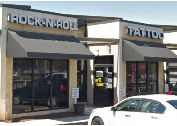 Raleigh tattoo shop Rock N Roll Tattoo & Piercing