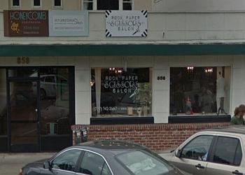 Santa Rosa hair salon Rock Paper Scissors Salon