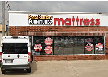 Cleveland mattress store Rock & Roll City Mattress Company