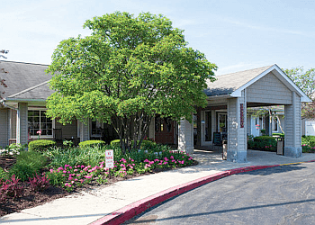 Joliet assisted living facility Rock Run Place