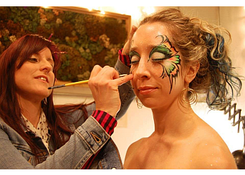 Chicago face painting Rock Your Body Art