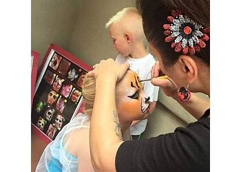 Albuquerque face painting Rock Your Body Face and Body Art