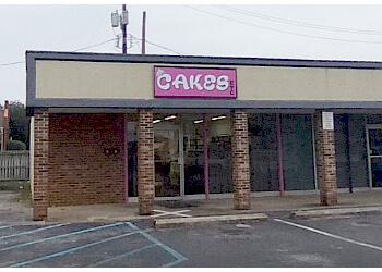 Huntsville cake Rockabilly Bakery & Cafe