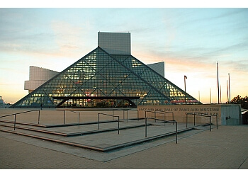 Cleveland places to see Rock and Roll Hall of Fame and Museum