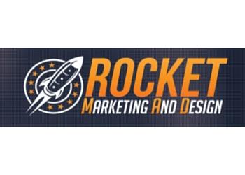 Boston web designer Rocket Marketing and Design