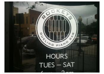 Gainesville night club Rockeys Dueling Piano Bar