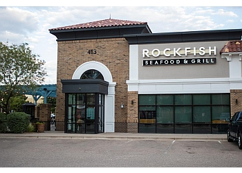 Lubbock seafood restaurant Rockfish Seafood Grill