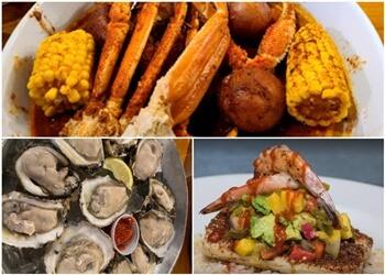 McKinney seafood restaurant Rockfish Seafood Grill