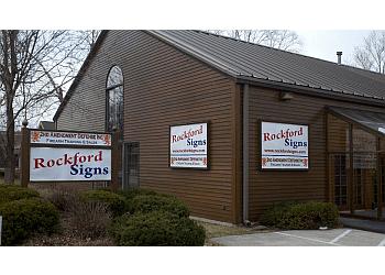 Rockford sign company Rockford Signs
