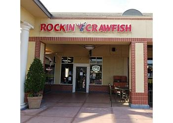 Bakersfield seafood restaurant Rockin Crawfish