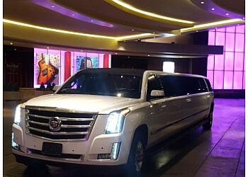 Akron limo service Rockstar Limousine