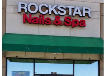 Kansas City nail salon Rockstar Nails & Spa, Inc.