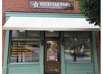 Columbus pet grooming Rockstar Paws Pet Grooming Spa & Luxury Boarding