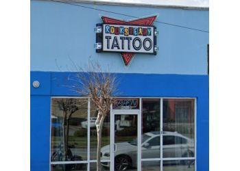 Norfolk tattoo shop Rocksteady Tattoo