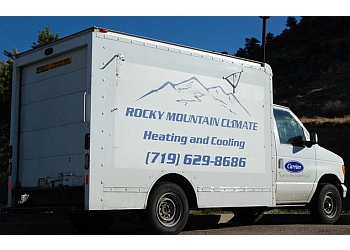 Colorado Springs hvac service Rocky Mountain Climate Heating & Cooling