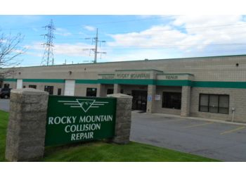 West Valley City auto body shop Rocky Mountain Collision Repair