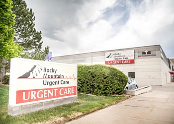 Aurora urgent care clinic Rocky Mountain Urgent Care & Family Medicine