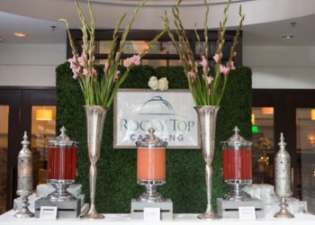 Raleigh caterer Rocky Top Catering