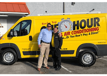 Knoxville hvac service Rocky Top One Hour Heating & Air