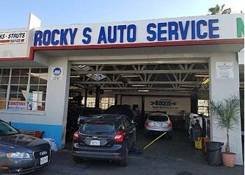 Long Beach car repair shop Rocky's Auto Service