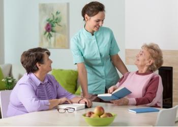 Fontana assisted living facility Rodella Home Care