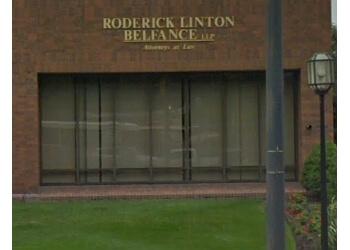 Akron real estate lawyer Roderick Linton Belfance, LLP