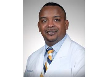 Columbia cardiologist Rodney Vaughn Harrison, MD