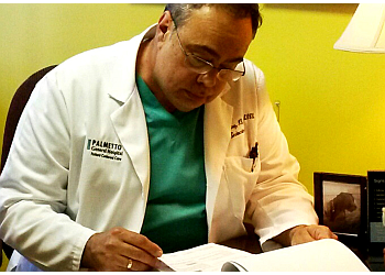 Hialeah endocrinologist Rodolfo A. Perez, MD, FACE, ECNU