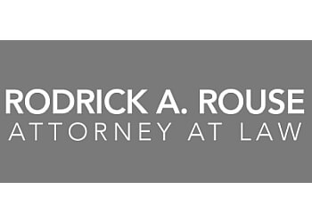 High Point criminal defense lawyer Rodrick A. Rouse, Attorney at Law