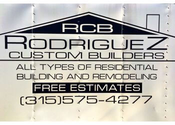 Syracuse home builder Rodriguez Custom Builders
