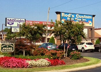 Huntsville auto body shop Rod's Custom Body Shop