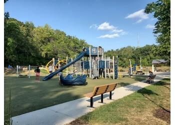 Overland Park public park Roe Park