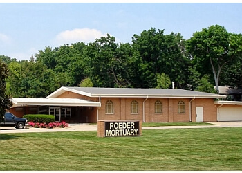 Omaha funeral home Roeder Mortuary