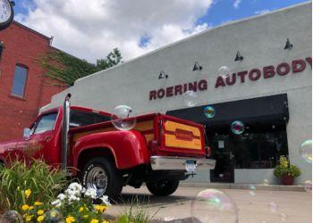 St Paul auto body shop Roering Auto Body