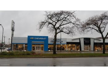 Chicago used car dealer Rogers Auto Group Chicago