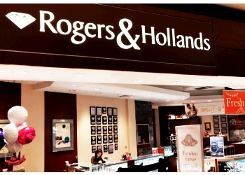 Aurora jewelry Rogers & Hollands Jewelers