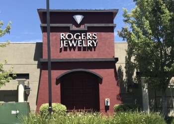 Elk Grove jewelry Rogers Jewelry Co.