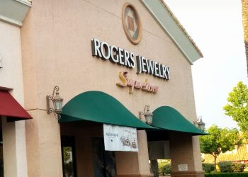 Fresno jewelry Rogers Jewelry Co.