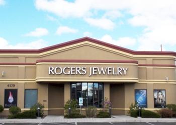 Reno jewelry Rogers Jewelry Co.