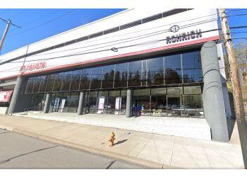 Pittsburgh car dealership Rohrich Toyota