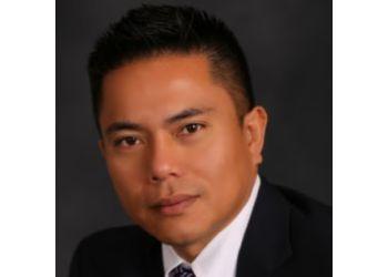 Irvine patent attorney Roland Tong