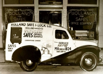 New Orleans locksmith Rolland Safe & Lock Company