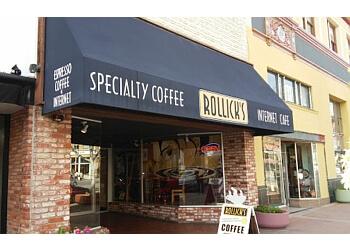 Salinas cafe Rollick's Specialty Coffee